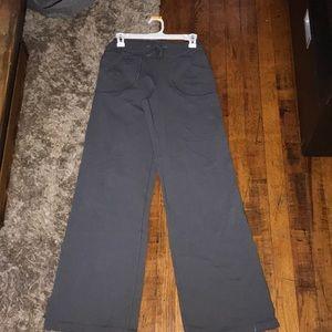 Grey Lulu flows pants